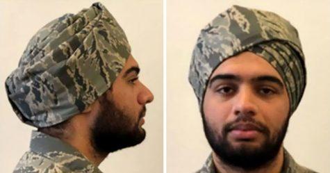 L'US Air Force a inclus les barbes, les turbans et les hijabs dans son code vestimentaire