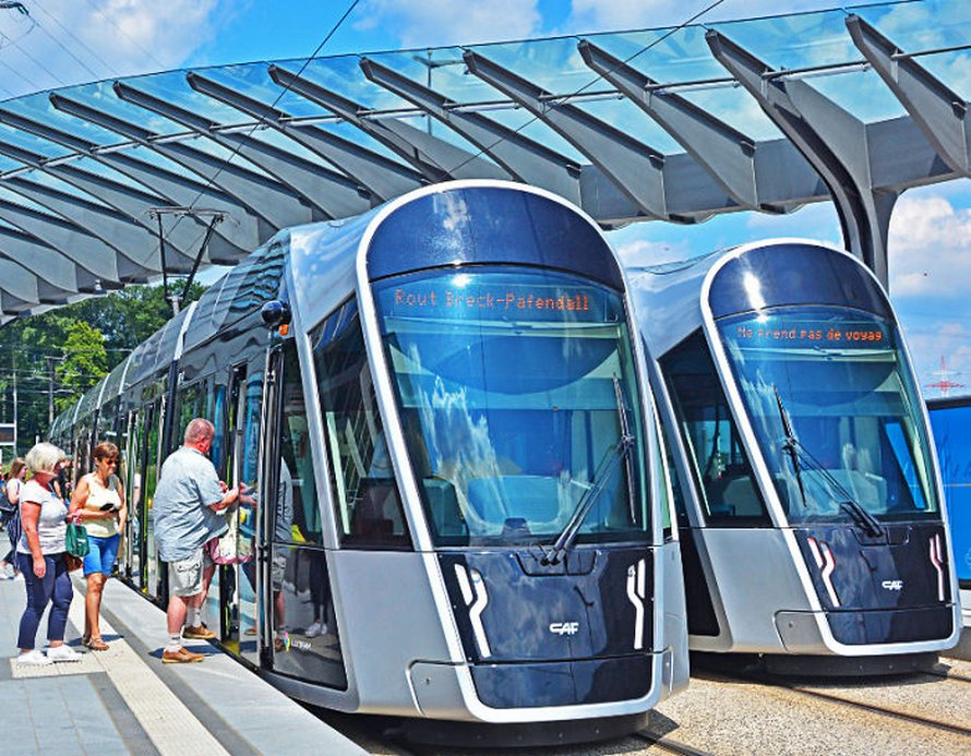 Le Luxembourg est le premier pays à rendre les transports en commun gratuits