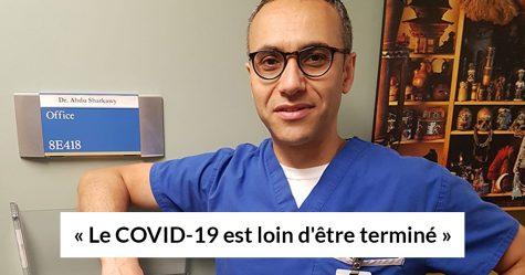 Ce médecin spécialiste des maladies infectieuses s'est confié sur ce qui lui fait le plus peur à propos du coronavirus
