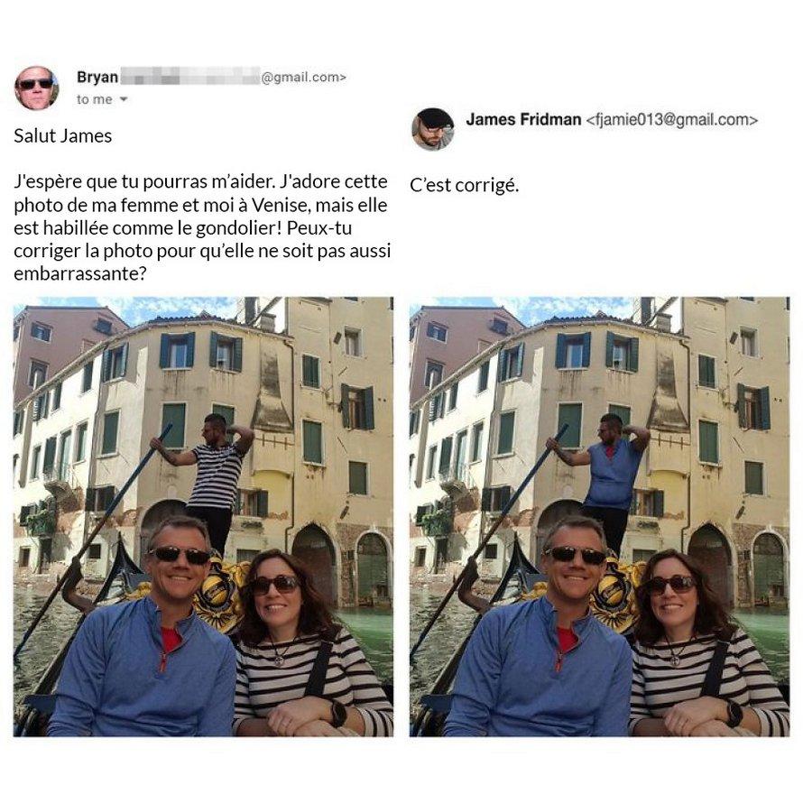 Le troll qui prend les demandes de photos trop à la lettre a frappé à nouveau, et le résultat est hilarant (22 nouvelles images)