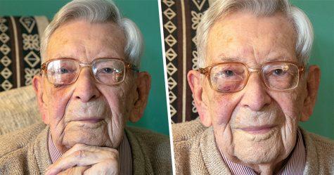 Le plus vieil homme du monde célèbre un autre anniversaire aujourd'hui