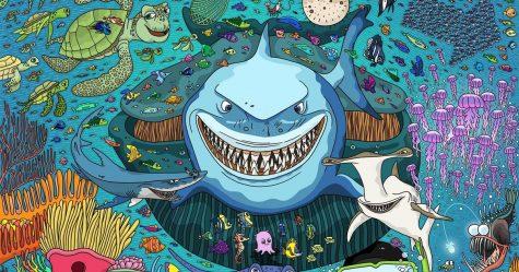 Pixar invite les gens à trouver Nemo dans leur version d'Où est Charlie?