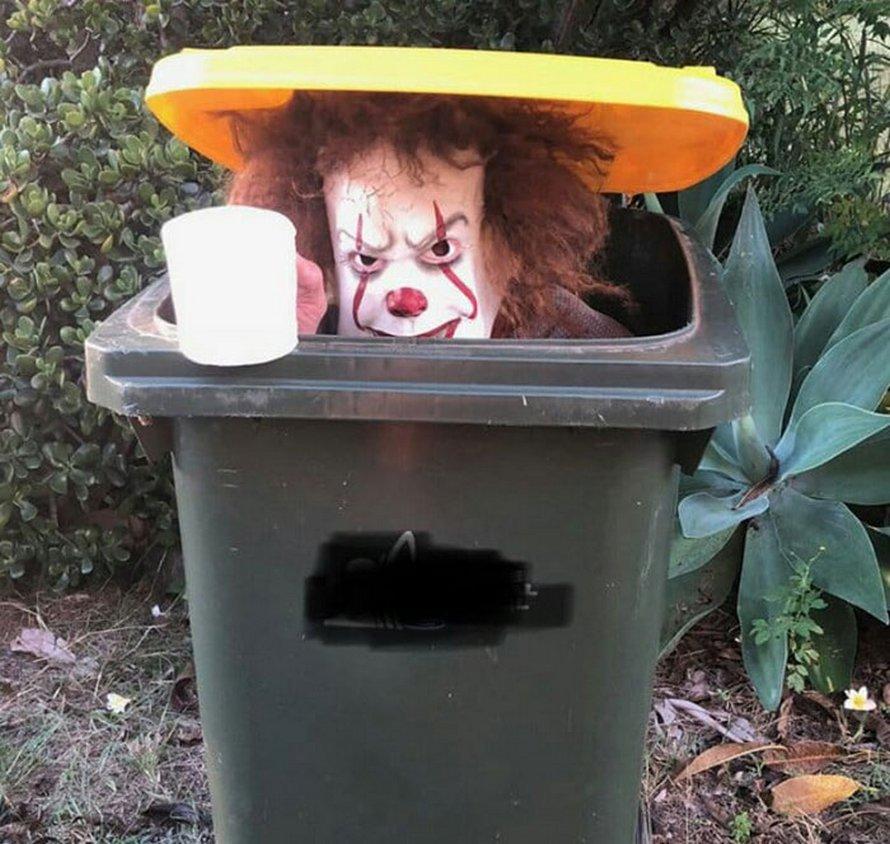 Ces 22 Australiens ont réalisé qu'ils ne pouvaient aller dehors que pour sortir les poubelles, alors ils ont décidé de se déguiser pour l'occasion
