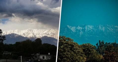 «Je n'aurais jamais pu imaginer que c'était possible» : l'Himalaya est visible à 200 kilomètres dans certaines régions de l'Inde pour la première fois en 30 ans
