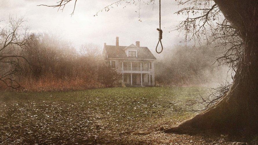 La vraie maison de Conjuring sera diffusée en direct pendant une semaine