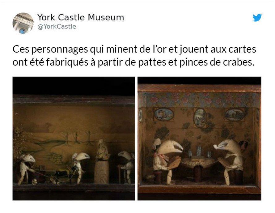 Des musées rivalisent pour voir lequel possède l'exposition la plus effrayante et voici les 22 meilleures