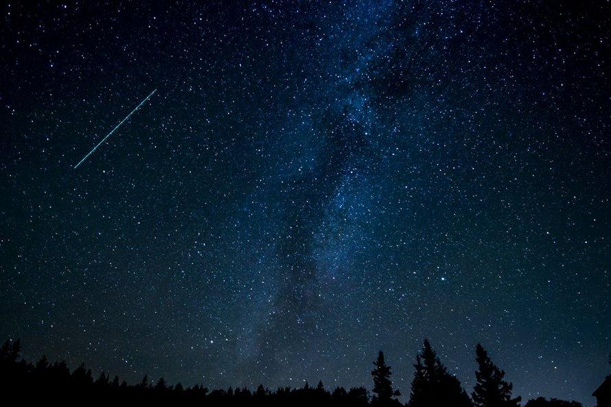 Au-dessus des nuages, une pluie de météores exceptionnelle ce mardi soir
