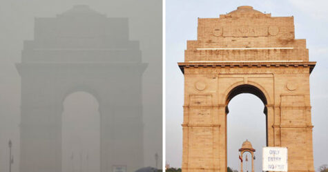 Voici comment le confinement du coronavirus a affecté les niveaux de pollution en Inde