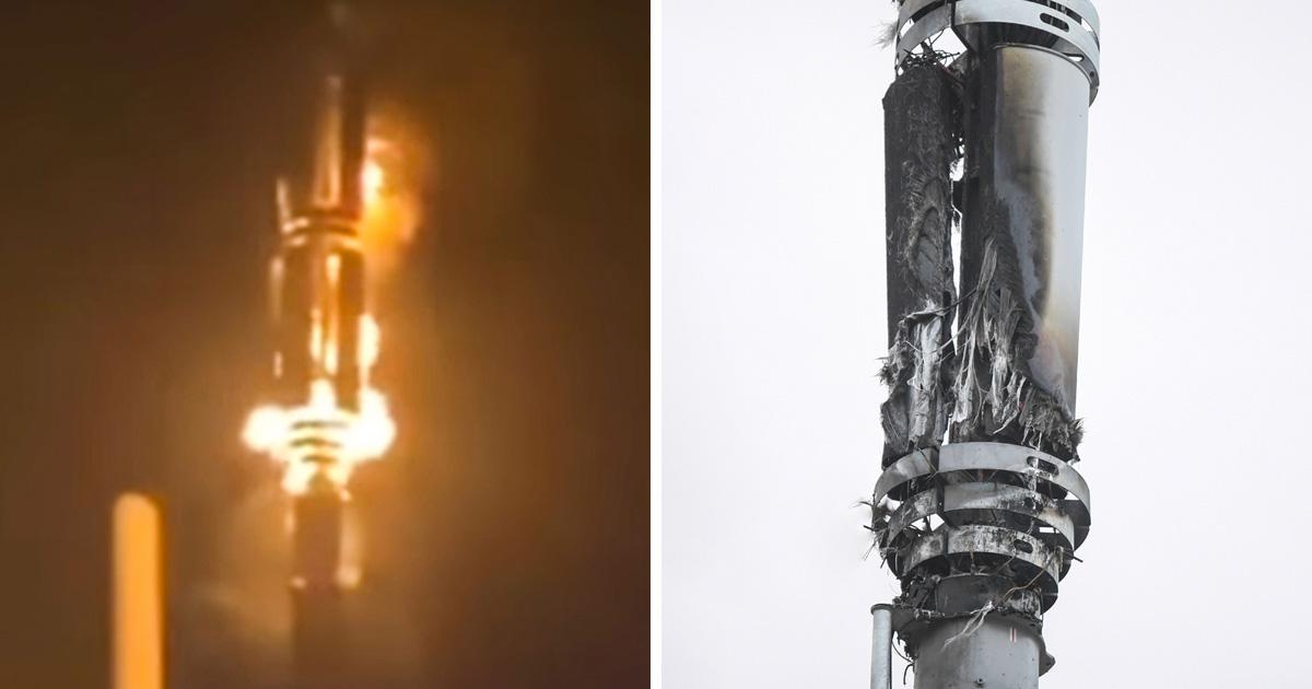 Des tours de téléphonie cellulaire ont été incendiées à la suite d'une fausse théorie du complot sur la 5G