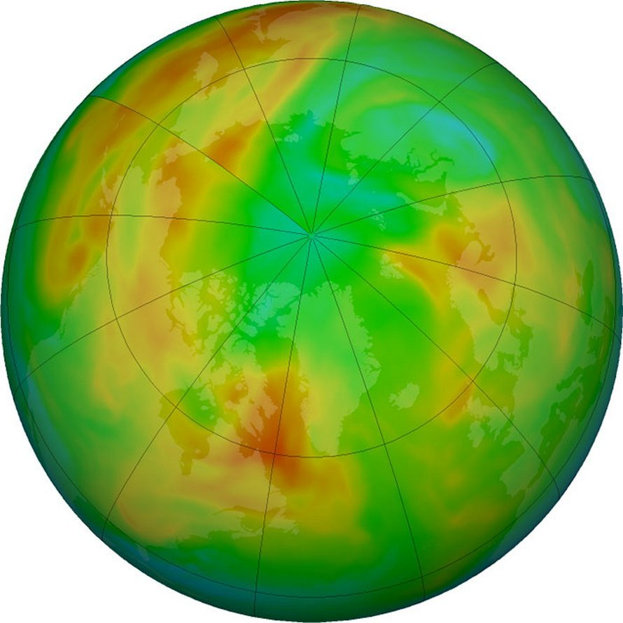 Des scientifiques annoncent que le plus grand trou de la couche d'ozone s'est refermé