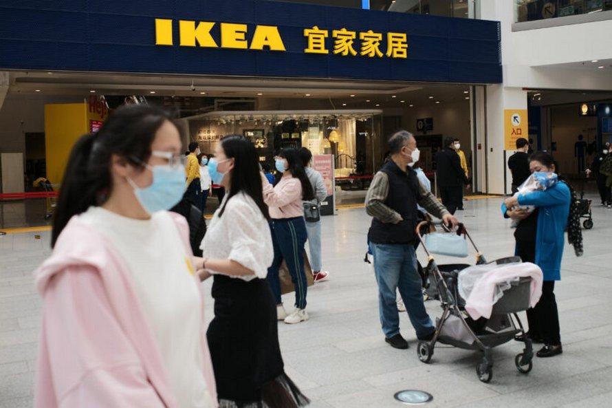 IKEA est forcé de rappeler aux clients de ne pas se masturber dans les magasins après un incident