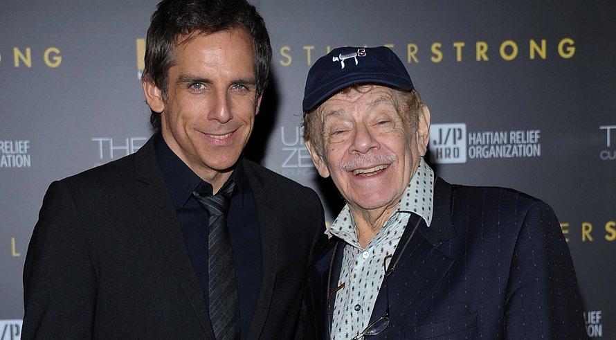 L'acteur Jerry Stiller, star de Seinfeld et père de Ben Stiller, est mort à 92 ans