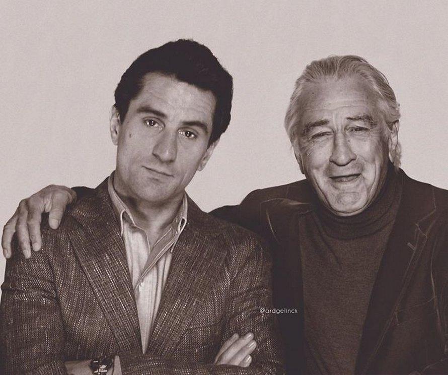 Ces célébrités côte à côte avec leur moi plus jeune montrent comment le vieillissement les a changées en 30 clichés bluffants