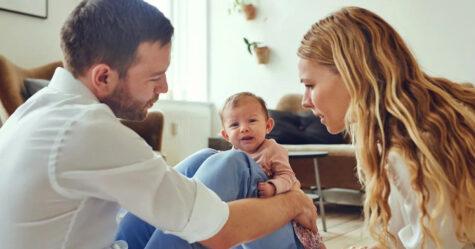 Une maman choisit le nom de son bébé, mais la famille de son mari affirme que c'est de la «maltraitance»