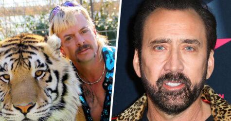 Nicolas Cage jouera Joe Exotic de Tiger King dans une nouvelle série télé