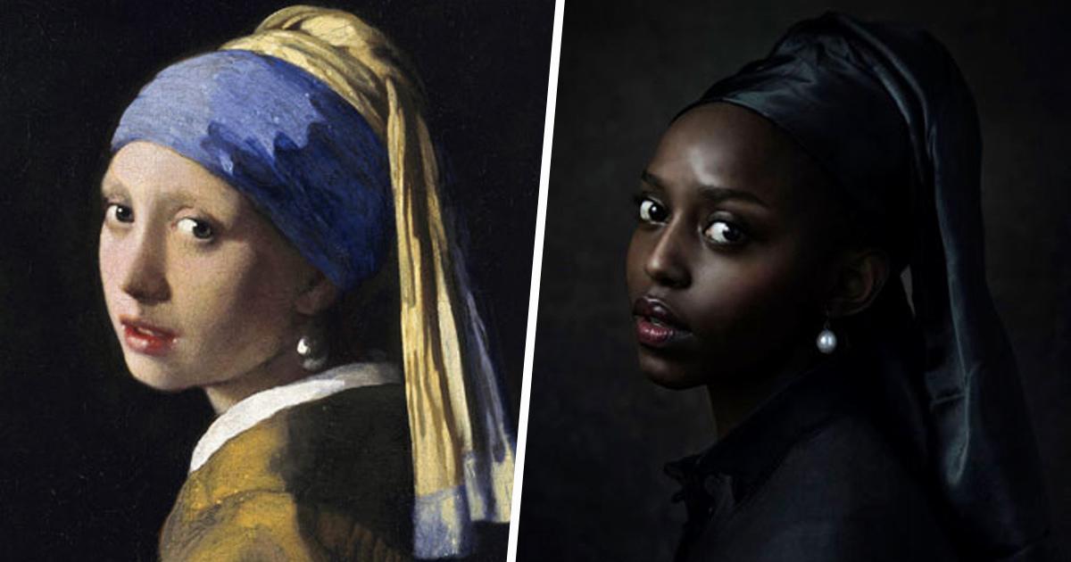 Des gens recréent des peintures dans ce compte Instagram néerlandais et voici les 22 meilleures