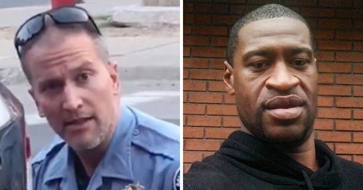 L'ex-policier Derek Chauvin a été accusé du meurtre de George Floyd
