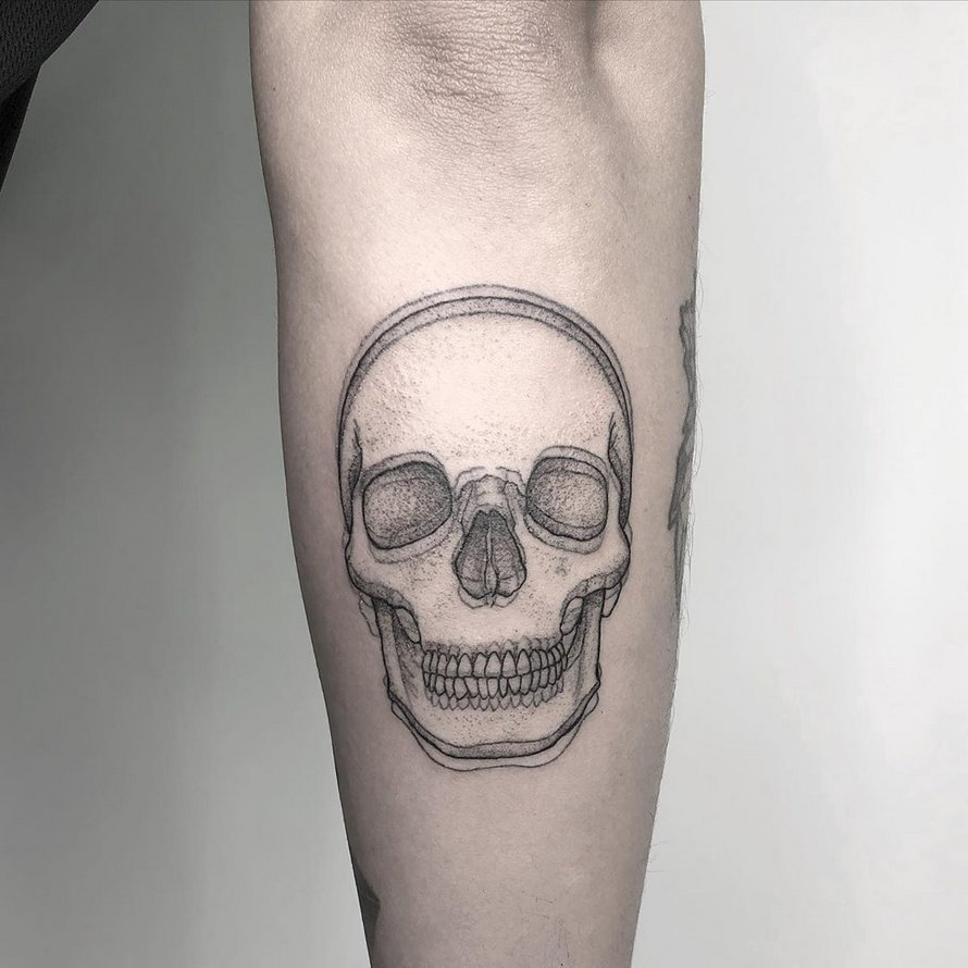 Ces tatouages «vision double» par une artiste mexicaine sont des illusions d'optique et voici 20 des plus bluffants