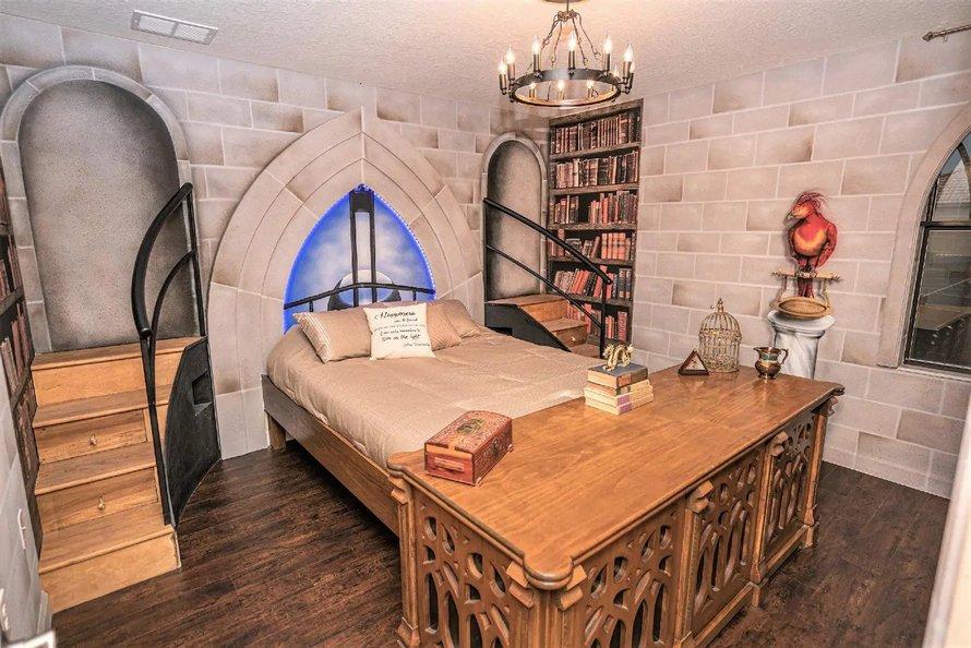 Les fans de Harry Potter peuvent rester dans un Airbnb sur le thème de Poudlard