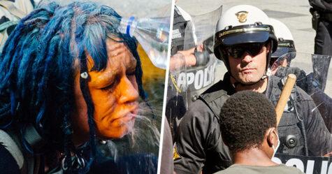 Après avoir vu comment les États-Unis traitent les manifestants, l'Écosse met fin à l'exportation de gaz lacrymogènes et de balles en caoutchouc vers les États-Unis