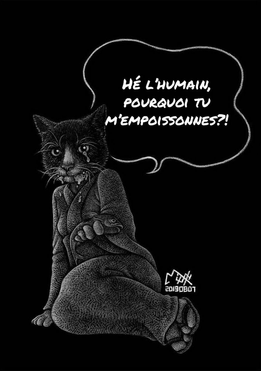 Cet artiste tente de sensibiliser les gens à la maltraitance des animaux avec ces 15 illustrations dérangeantes