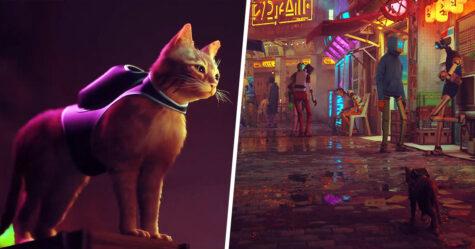 Un nouveau jeu de PlayStation 5 te permet d'incarner un chat qui résout des mystères