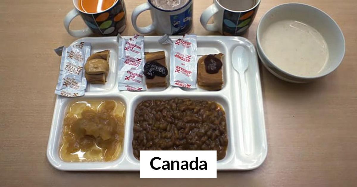 Voici à quoi ressemblent les rations alimentaires militaires de 14 armées différentes
