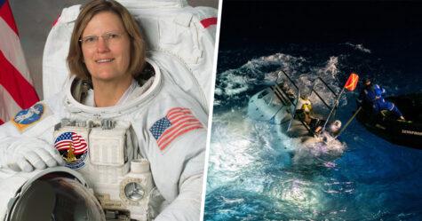 Une ancienne astronaute de la NASA devient la première femme à plonger au point le plus profond de la Terre