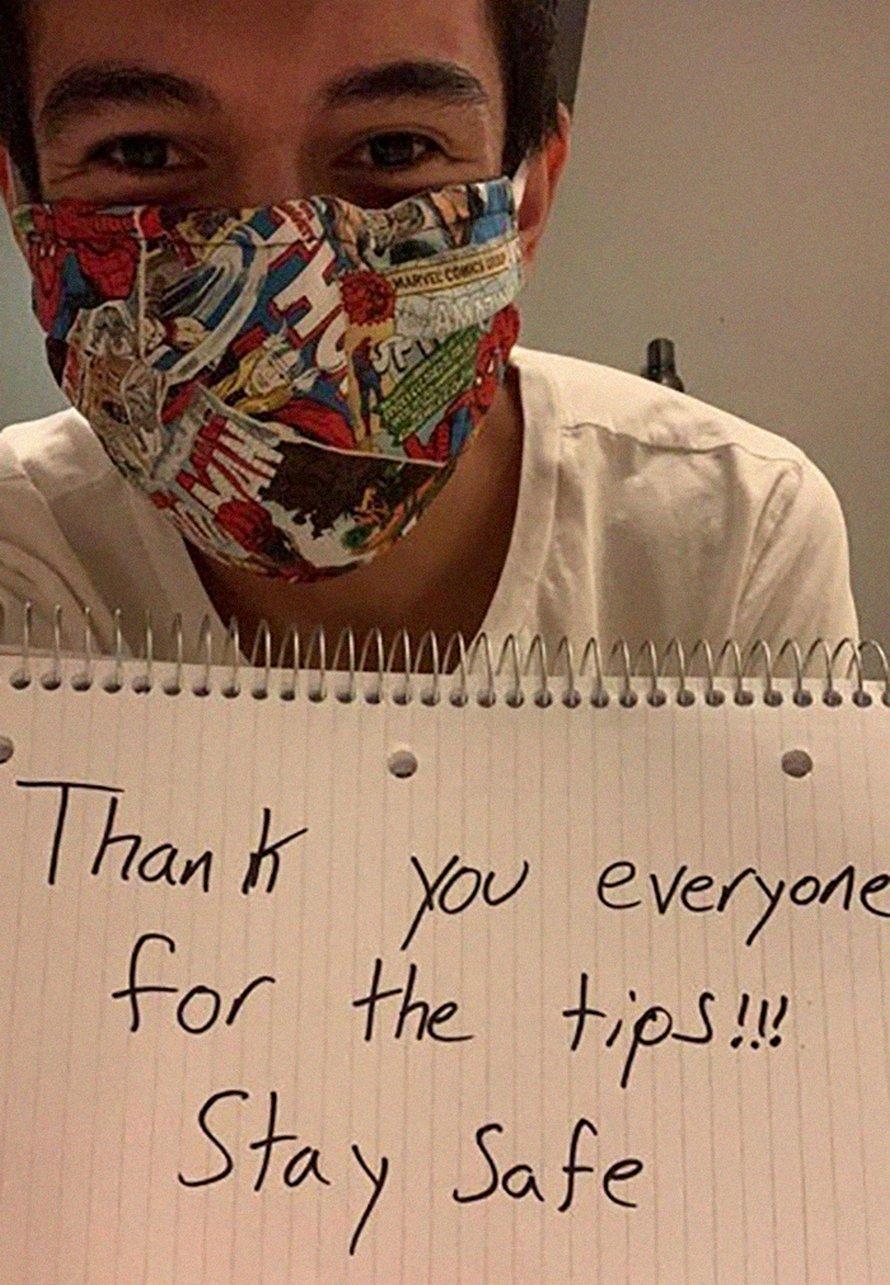 Un serveur de Starbucks reçoit 85000€ de «pourboires» après avoir refusé de servir une femme qui ne voulait pas porter de masque