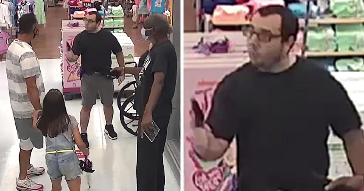 Un client sans masque pointe un pistolet sur un homme qui lui a demandé de se couvrir le visage en Floride