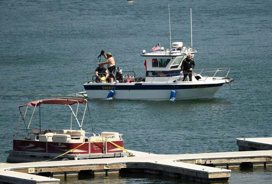 La police confirme qu'un corps a été retrouvé lors de la recherche de Naya Rivera