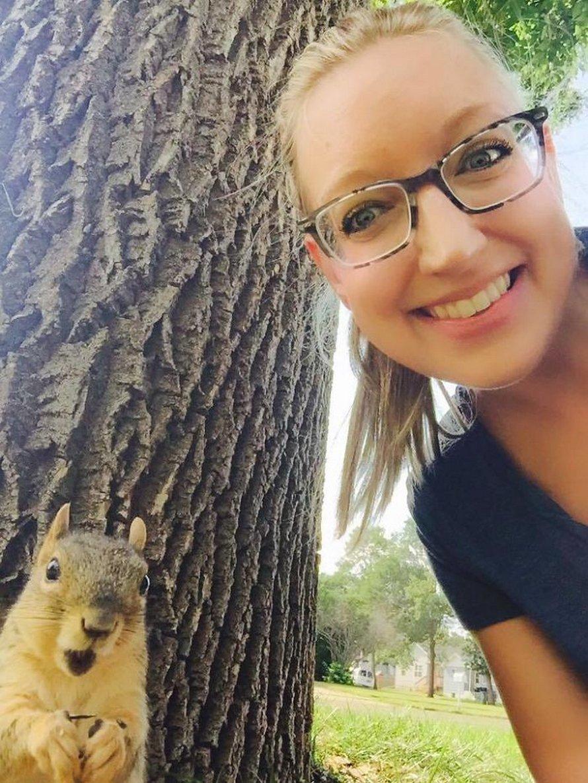 22 photos avec des commentaires drôles qui nous rappellent que les écureuils sont formidables