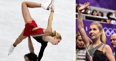 La patineuse artistique olympique Ekaterina Alexandrovskaya est morte à l'âge de 20 ans après être tombée d'une fenêtre