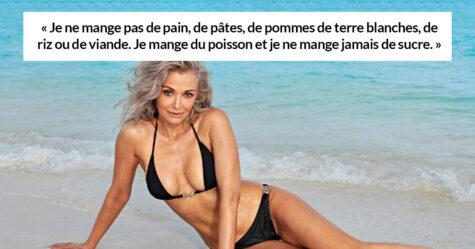 Cette femme de 56 ans suit un régime alimentaire strict et fait de l'exercice 4 jours par semaine, et ses efforts ont porté leurs fruits