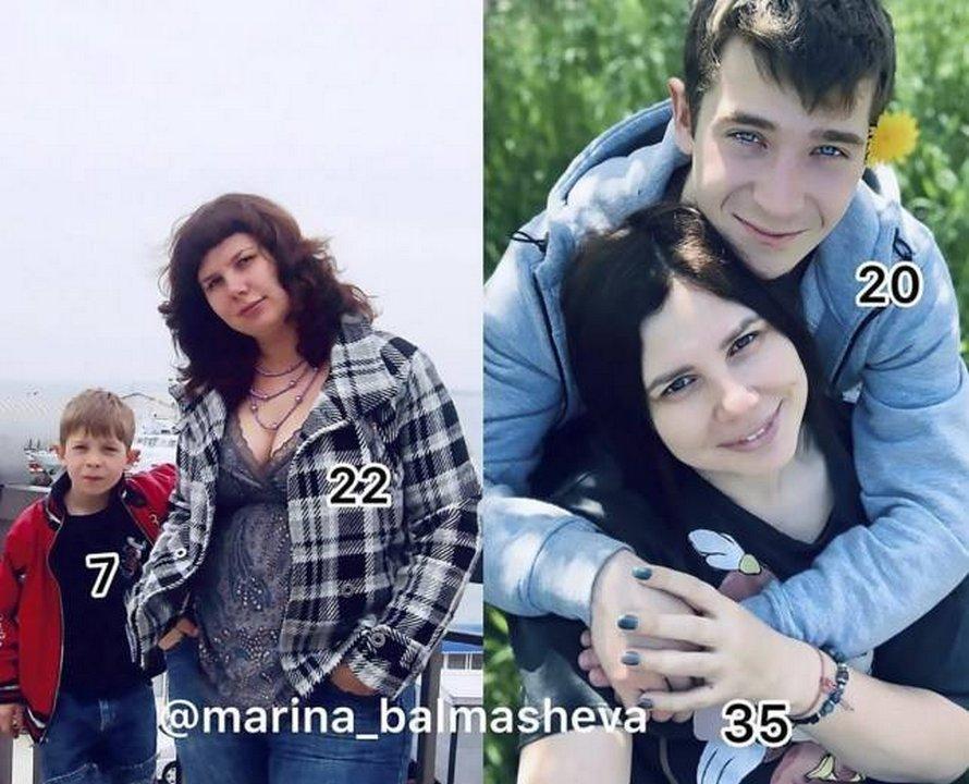 Russie: A 35 ans, elle épouse son beau-fils de 20 ans après avoir divorcé d'avec son père-Vidéos