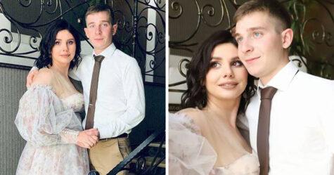 Une influenceuse de 35 ans épouse son beau-fils de 20 ans après avoir divorcé de son père