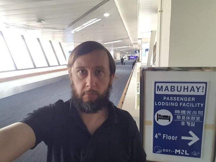 Ce touriste est coincé dans un aéroport depuis 110 jours à cause du coronavirus