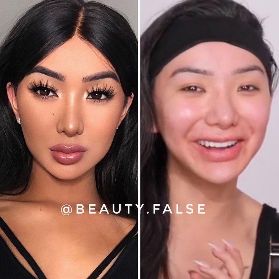 Ce compte Instagram expose les influenceuses qui mentent sur leur véritable apparence et voici 22 comparaisons les plus frappantes