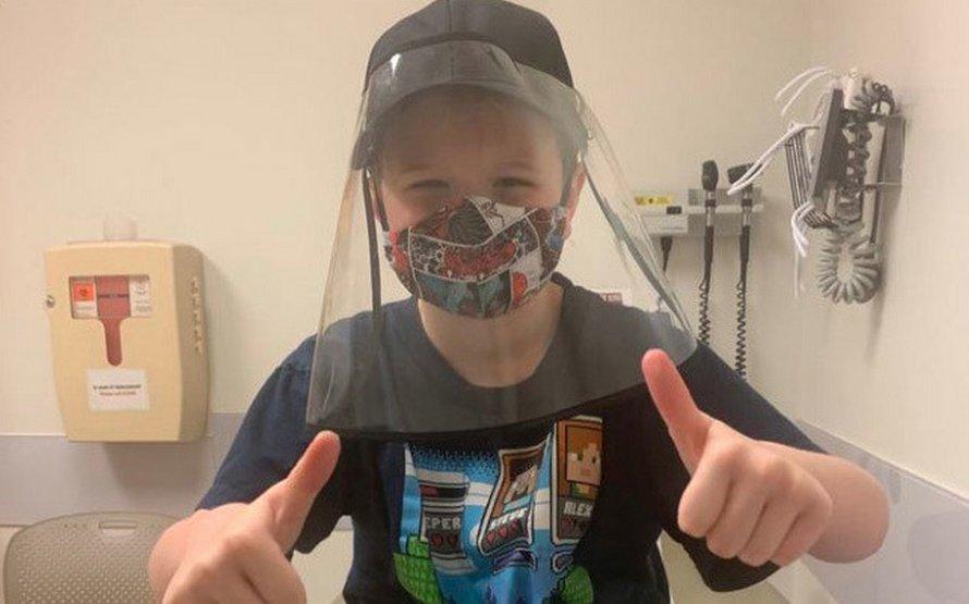 Ces gens font honte à ceux qui refusent de porter un masque pour des raisons stupides