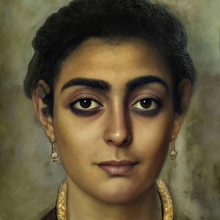 Cet artiste nous donne un aperçu de ce à quoi ressemblaient «vraiment» ces 20 célèbres personnages historiques et populaires