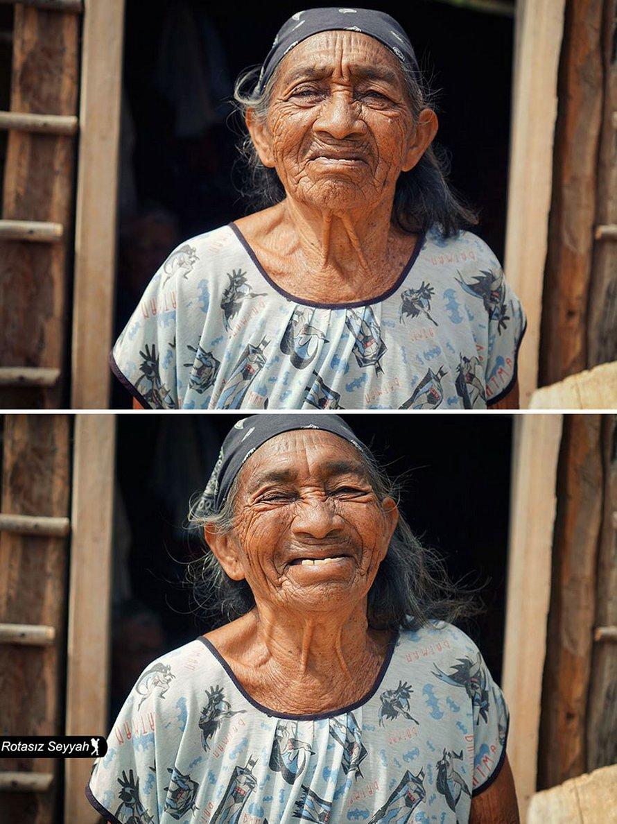 Un photographe de voyage capture ce qui se passe quand on dit aux femmes du monde entier qu'elles sont belles