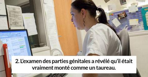 Voici les 25 phrases les plus bizarres qui ont été trouvées dans de vrais registres d'hôpitaux