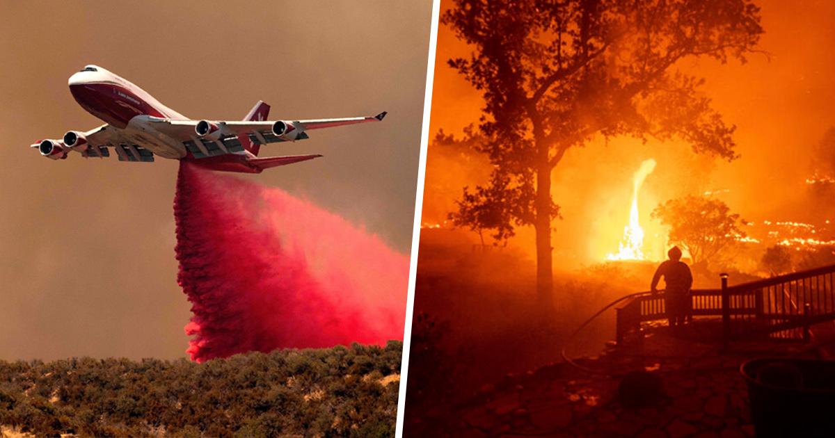 Les avions de passagers à la retraite combattent maintenant les incendies dans le monde entier