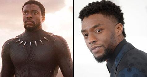 Chadwick Boseman, star de Black Panther, est mort à 43 ans