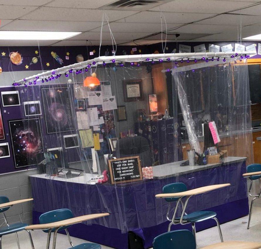 Ces enseignantes créatives ont réussi à rendre leurs classes socialement éloignées moins effrayantes pour les élèves