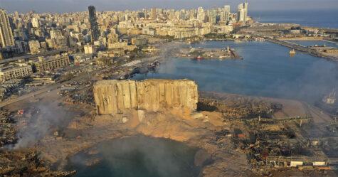 Ces images bouleversantes montrent les conséquences dévastatrices de l'explosion de Beyrouth
