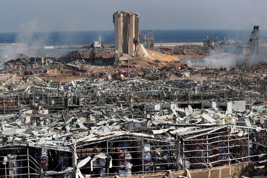 Le gouvernement libanais démissionne après l'explosion meurtrière de Beyrouth