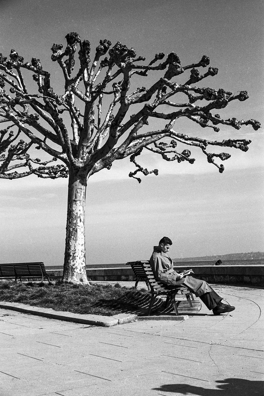 Un petit-fils hérite d'une collection de photos de rue inédites prises par son grand-père il y a plus d'un demi-siècle