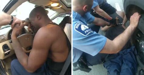 Les images de l'arrestation de George Floyd captées par des caméras corporelles montrent les derniers instants avant sa mort