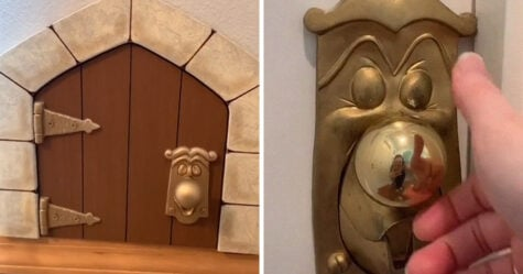 Une mère transforme toutes les pièces de sa maison en différents thèmes de Disney et c'est comme un conte de fées devenu réalité